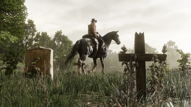 red dead redemption 2 death