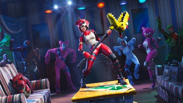 Fortnite 6.10 Patch Notes