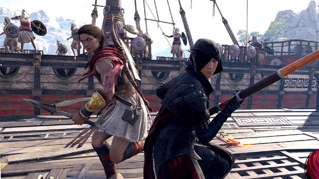 Assassin S Creed Odyssey How To Unlock Evie From Syndicate