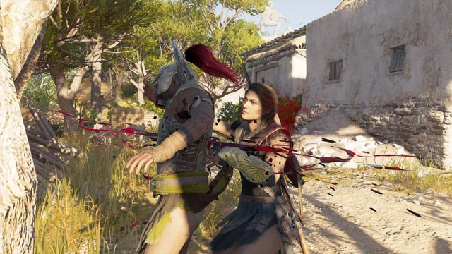 Assassin's Creed Odyssey Gain or Remove Bounty