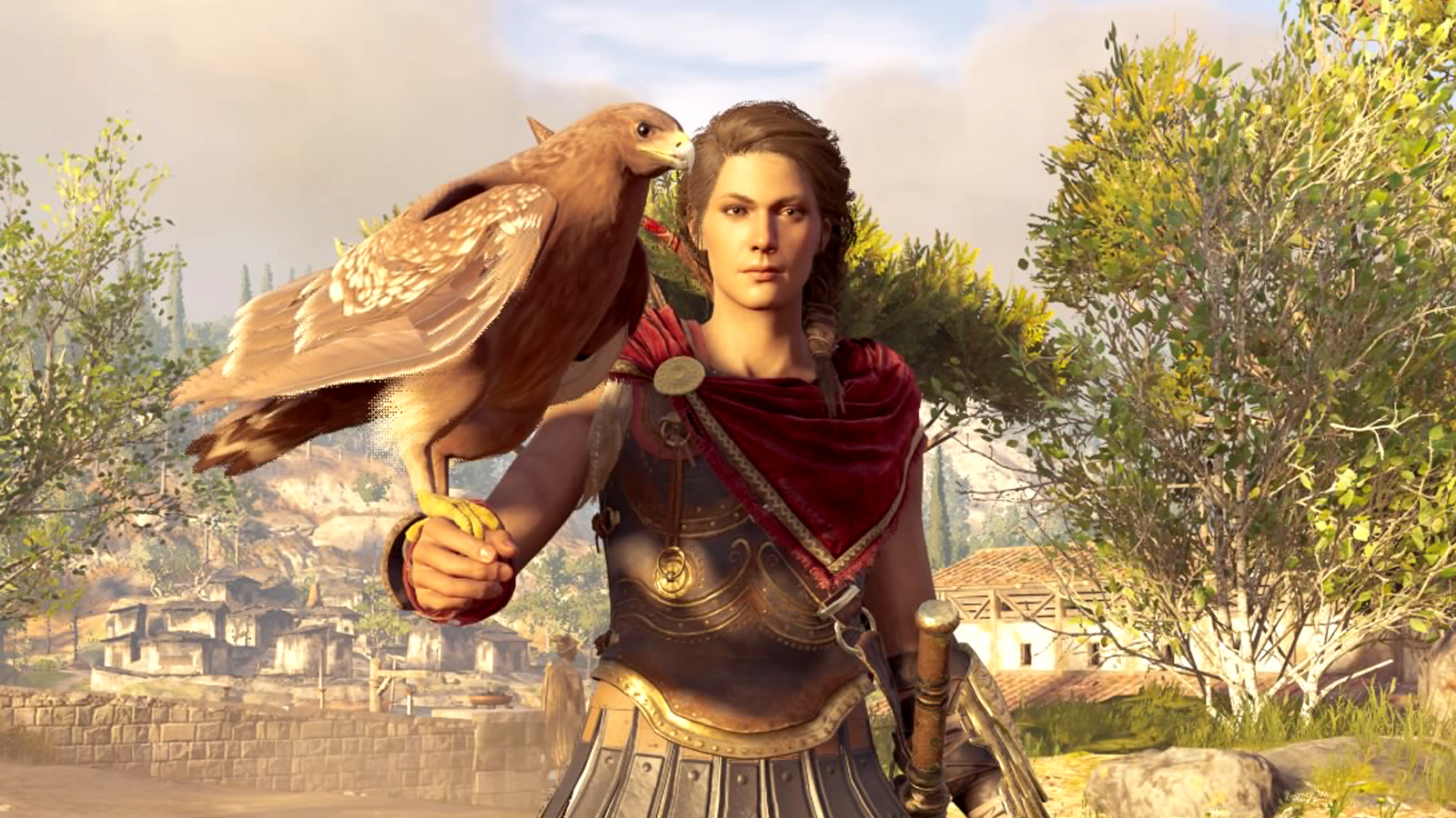 assassins creed odyssey give - HD1600×900