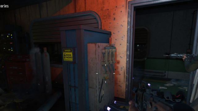 Black Ops 4 Classified Power Switch