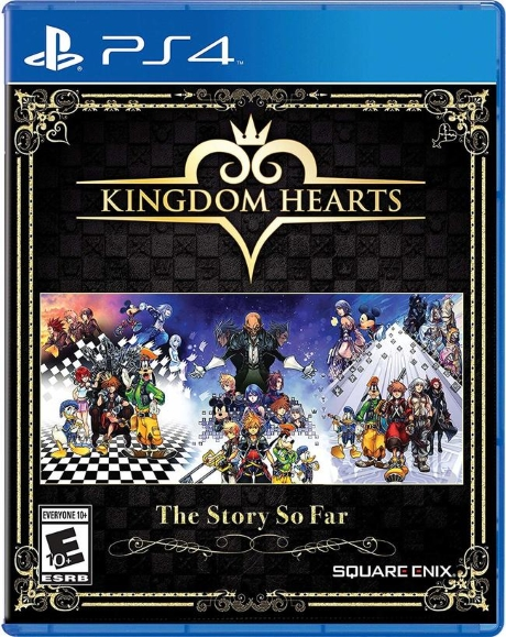 Kingdom Hearts The Story So Far