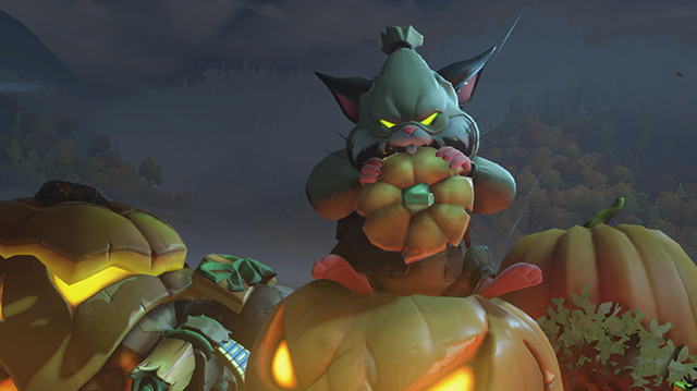 Overwatch Patch Notes 2.52 halloween