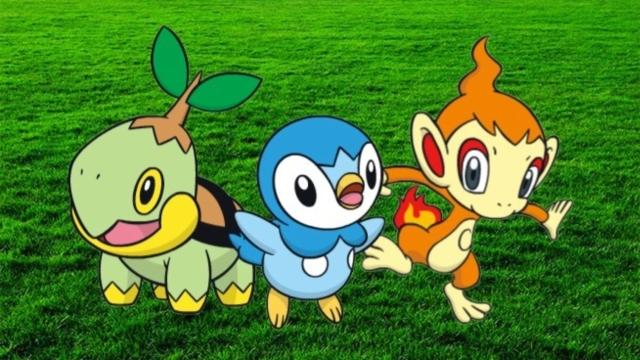 Pokemon Go Sinnoh Pokemon