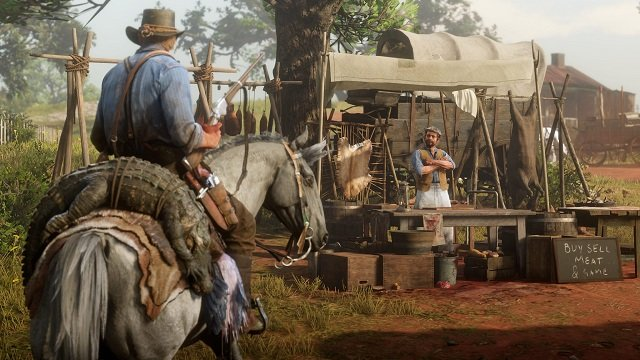 Red Dead Redemption 2 is pretty, because of the Rockstar Games crunch culture.