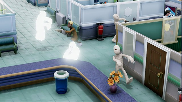 Two Point Hospital best games of 2018