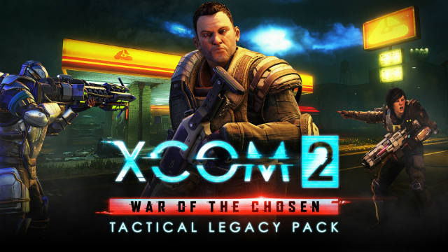 XCOM 2 War of the Chosen Tactical Legacy Pack DLC