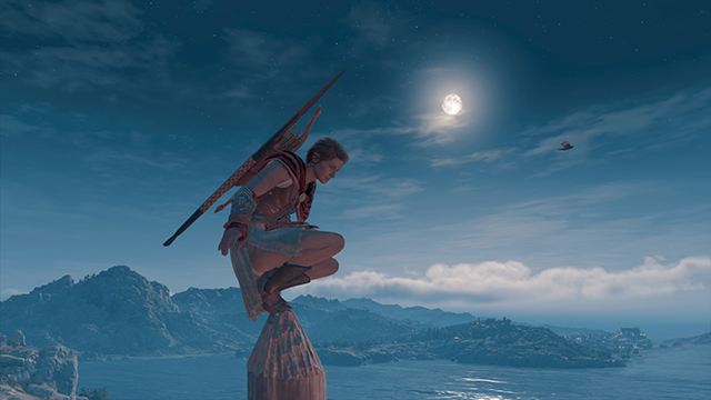 Assassin's Creed odyssey fall damage
