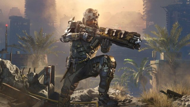 call of duty black ops 4 map list