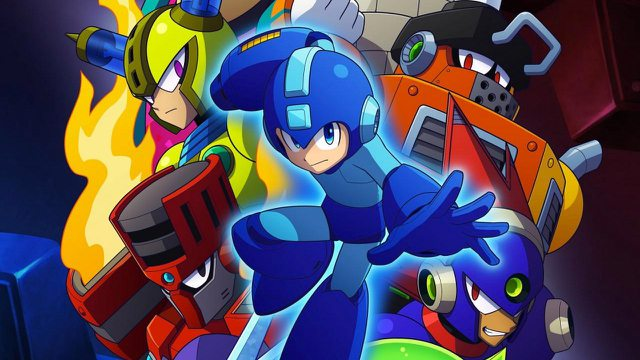 Mega man 11 best game 2018