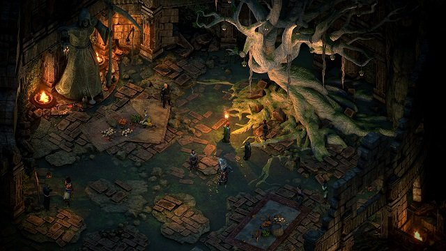 Obsidian Entertainment released Pillars of Eternity II: Deadfire earlier this year.