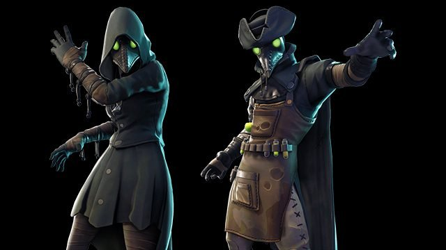 Fortnite 6.02 Datamine Leaked Skins