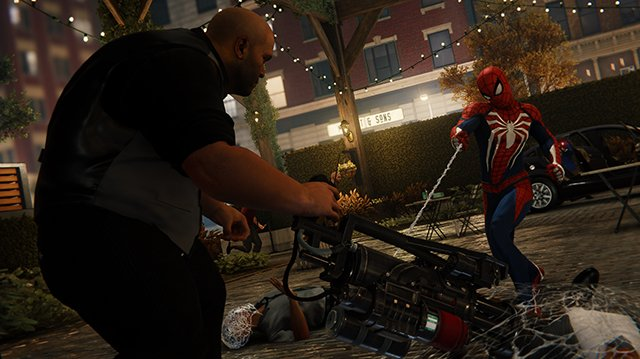 spider-man the heist dlc review spider-man ps4