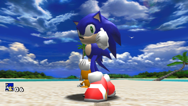 new game series sonic