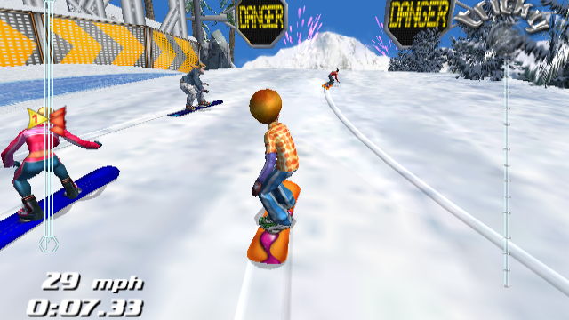 Top 10 snowboarding games.