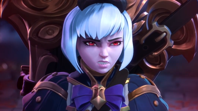 Blizzcon Heroes of the Storm Orphea
