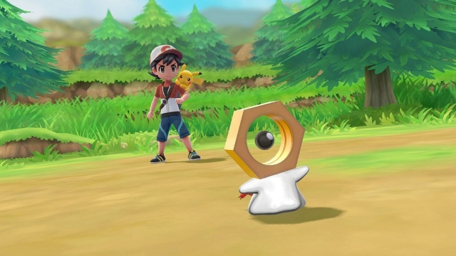 Pokemon Let's Go Meltan Tasks