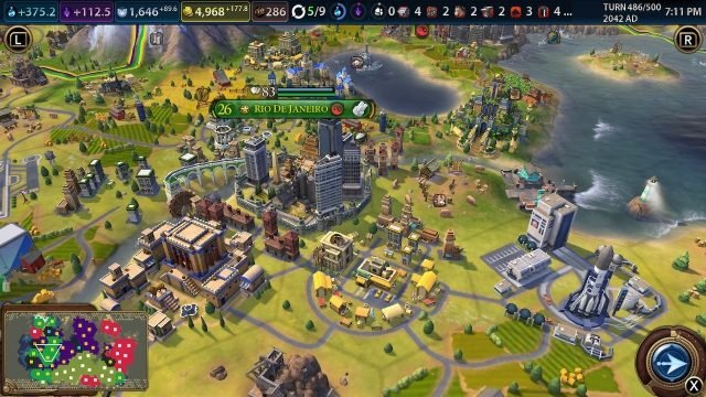 Civilization 6 Switch Review