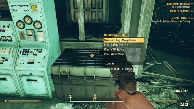Fallout 76 Find Responder Caches Locations Guide