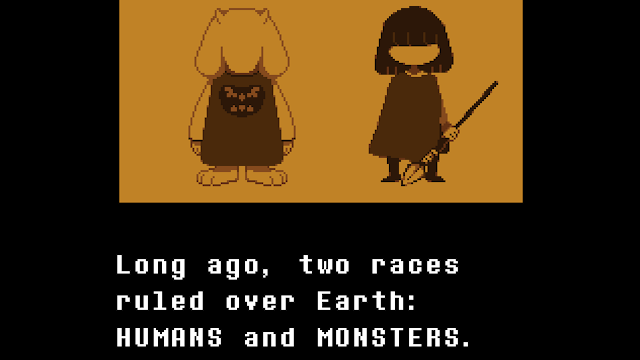Deltarune Undertale Connection