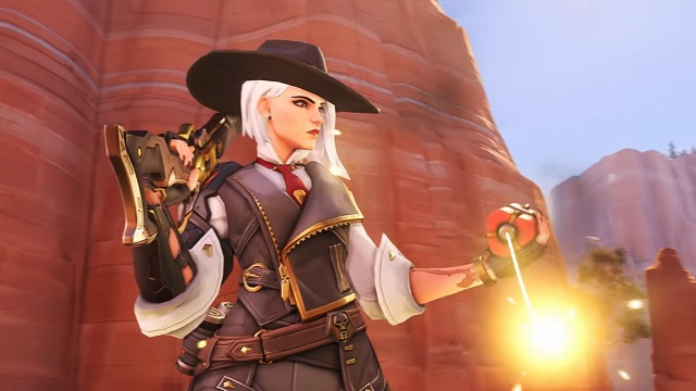Overwatch 1.30 Update Patch Notes Ashe