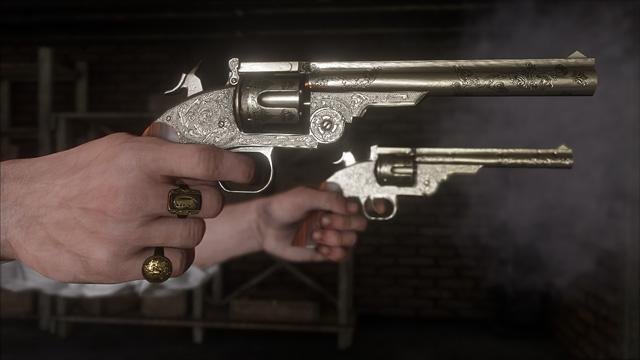 Red Dead Redemption 2 weapon degradation tips