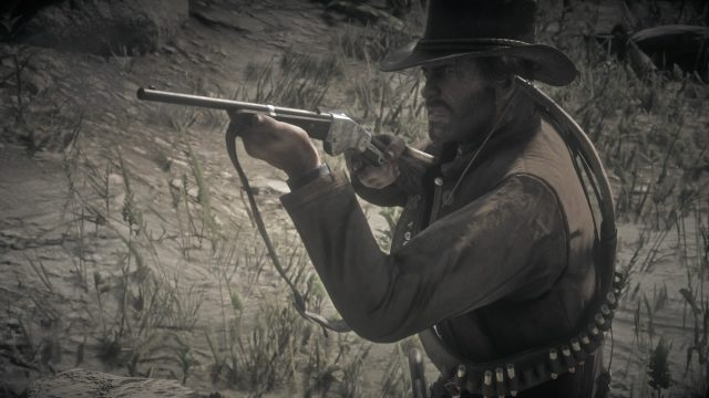 Red Dead Online Free Aim
