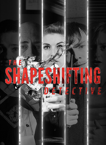 Box art - The Shapeshifting Detective