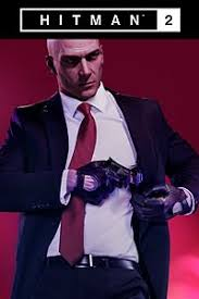 Box art - Hitman 2