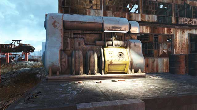 Fallout 76 Fusion Cores - Where to Find Them - GameRevolution