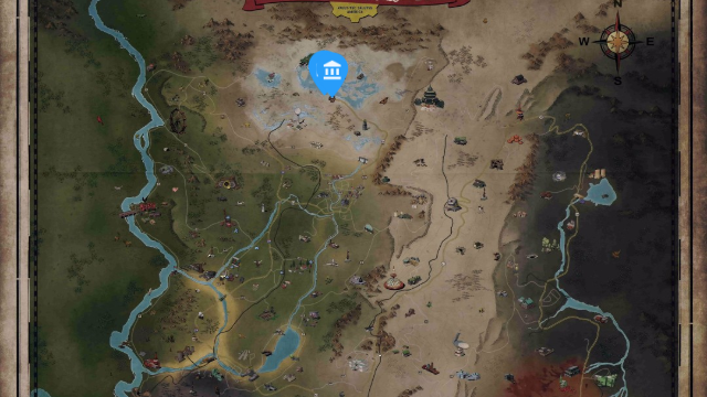 Fallout 76 Power Armor Locations - GameRevolution