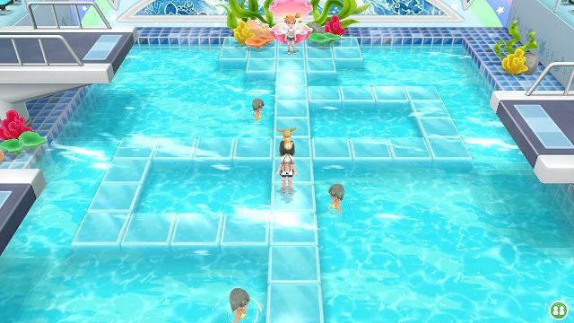Pokemon Let's Go Gym 2 - Cerulean City cerulean gym misty