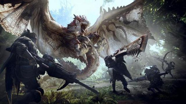 Monster Hunter movie first images