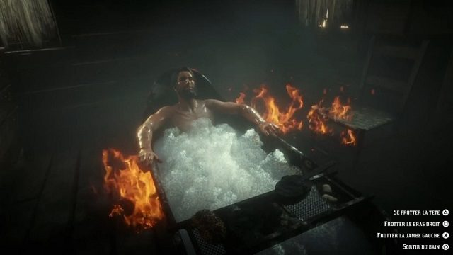 Player Discovers Red Dead Redemption 2 Naked Glitch