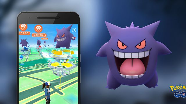 Pokemon Go Gengar Day - Evolve Gastly and Raids ...