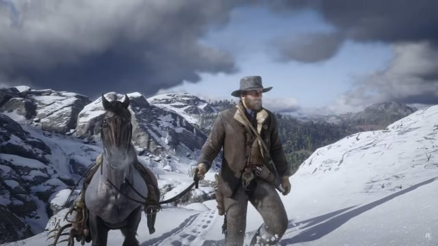What's the deal with Red Dead Redemption 2's microtransactions?