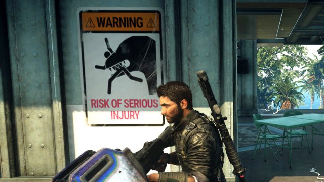 Just Cause 4 Jurassic Park
