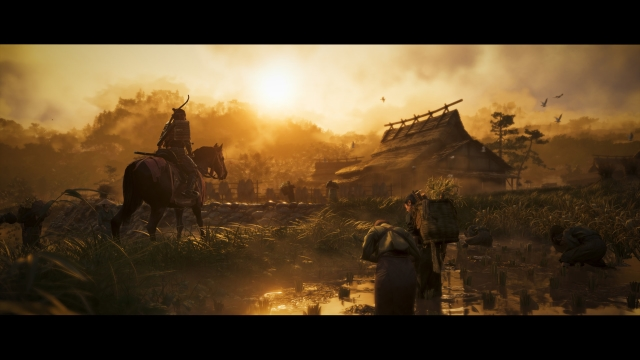 Ghost of Tsushima PC