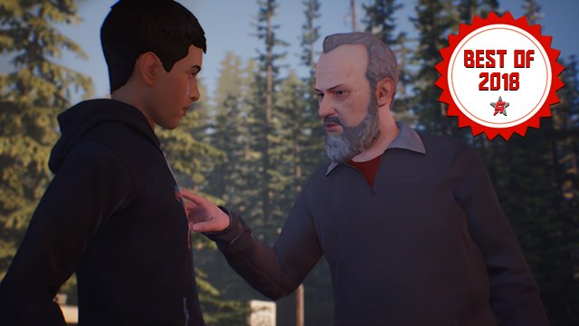 Life is Strange 2 best of 2018