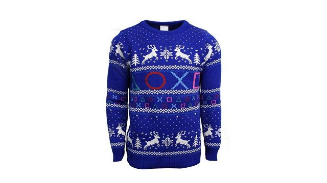 PlayStation Ugly Sweater