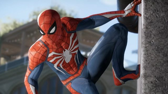 Spider-Man PS4 Game Of The Year Japan