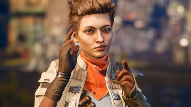 Weapons  The Outer Worlds Wiki