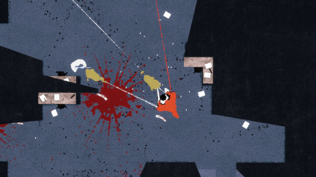Devolver's Top Down Gorilla Violence Game, Ape Out Release Date Announced