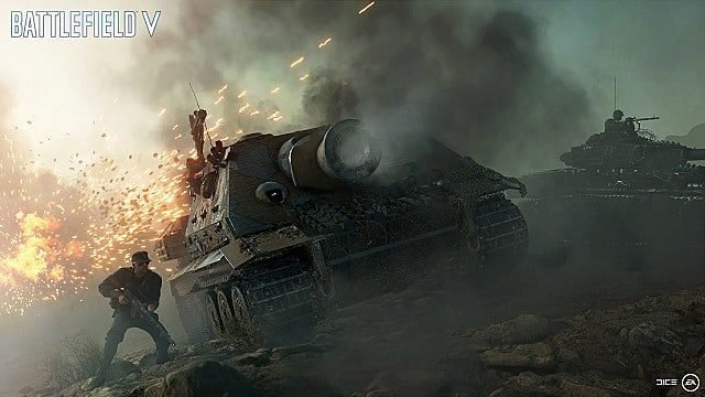 battlefield 5 tank body customization