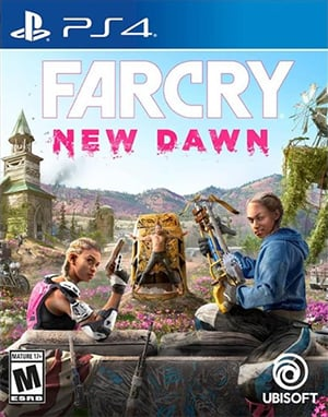 Box art - Far Cry New Dawn