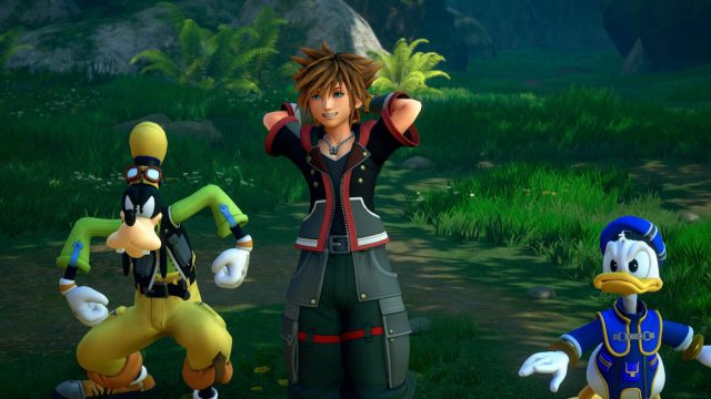 kingdom hearts 3 leaker apparently caught