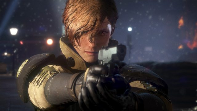 Left Alive gameplay featuring Mikhail., February 2019 Games, Front Mission