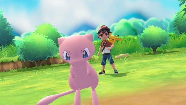 How to Catch Mew in Pokemon Let's Go, Video Games