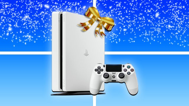 PS4 Gift Guide 2018